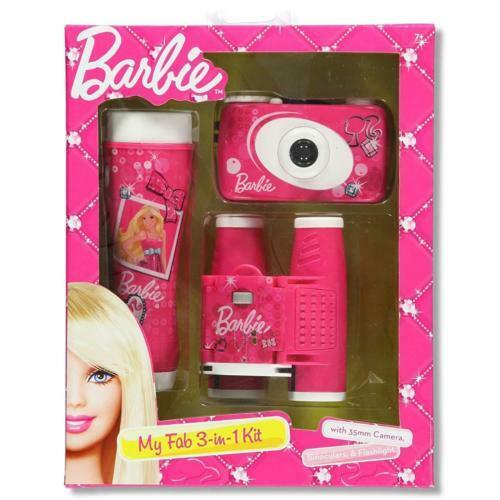 NEW Barbie My Fab 3-in 1 Kit 26059