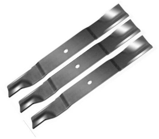 """18/"""" 03253800 OEM Ariens Gravely Set of 3 BLADES ALSO FITS ALOT OF OTHER MOWER"""