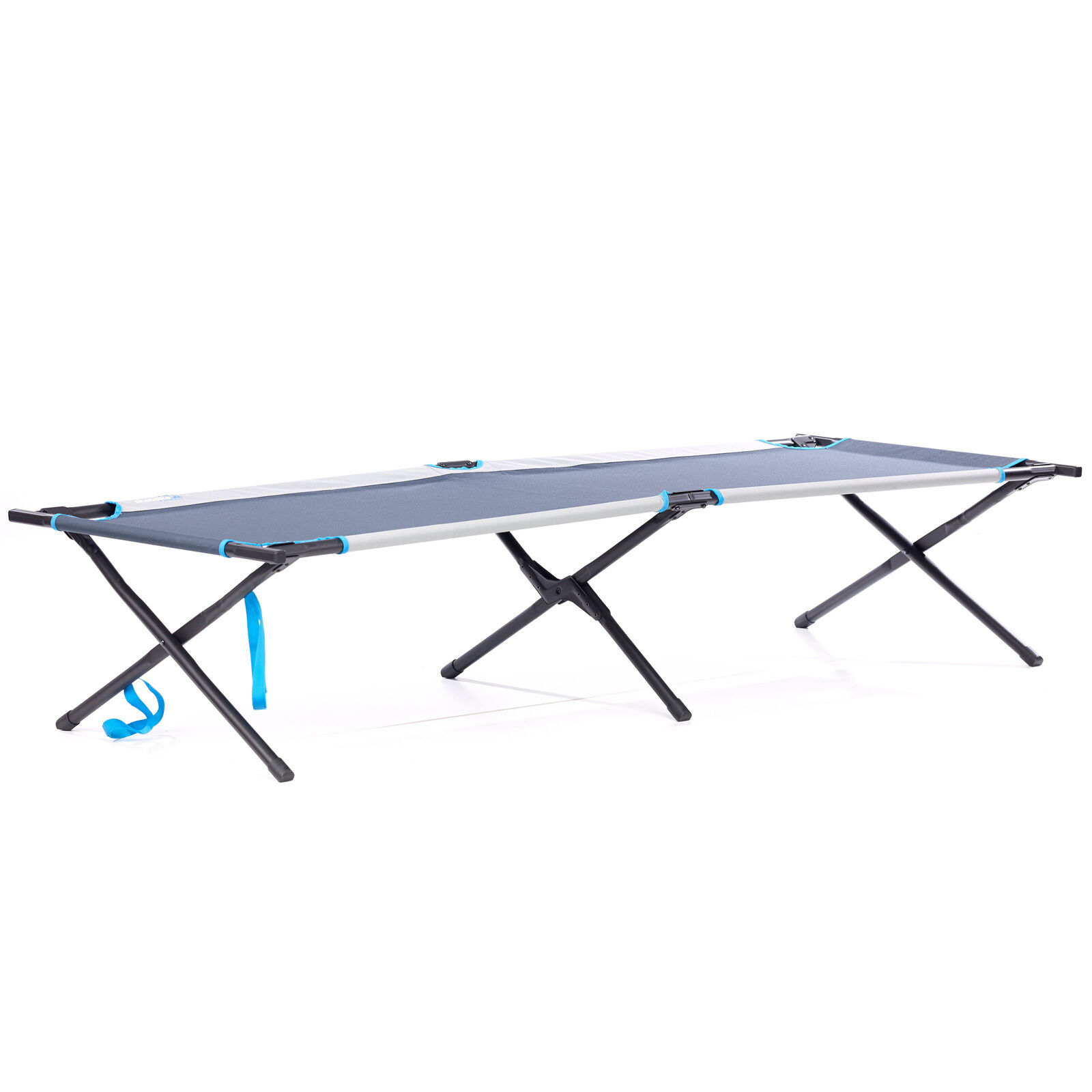 Skandika Feldbett XL Large Camping Bed Folding Portable Heavy Duty New