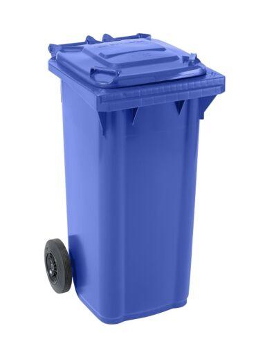 Großmülltonne Mülltonne Abfalltonne Abfallbehälter GMT 140 L blau