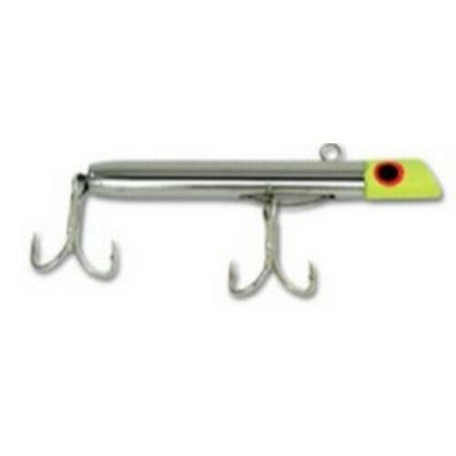Sea Striker G1602 Got Cha Yellow//Chrome SW Swimbait Fishing Lure