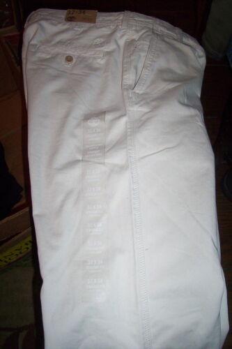 NWT $55 TIMBERLAND CHINO STYLE PANTS-TAN-38X34