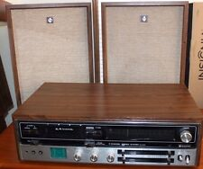 Sanyo DXL 5490 2/4 Channel (Quad) Receiver 8 Track Cassette Player / Recorder
