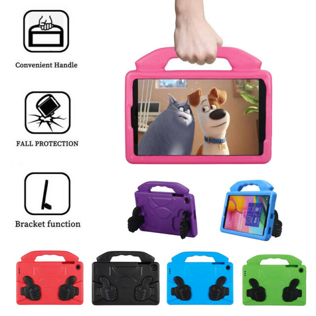 2019 Kids Handle Tough Case Cover For Samsung Galaxy Tab A 10.1 T510 T515 Tablet