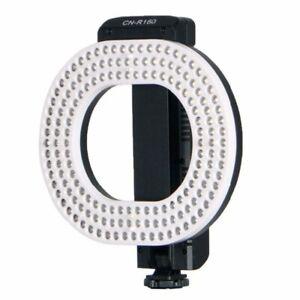 NanGuang-Ring-LED-CN-R160-Video-Light