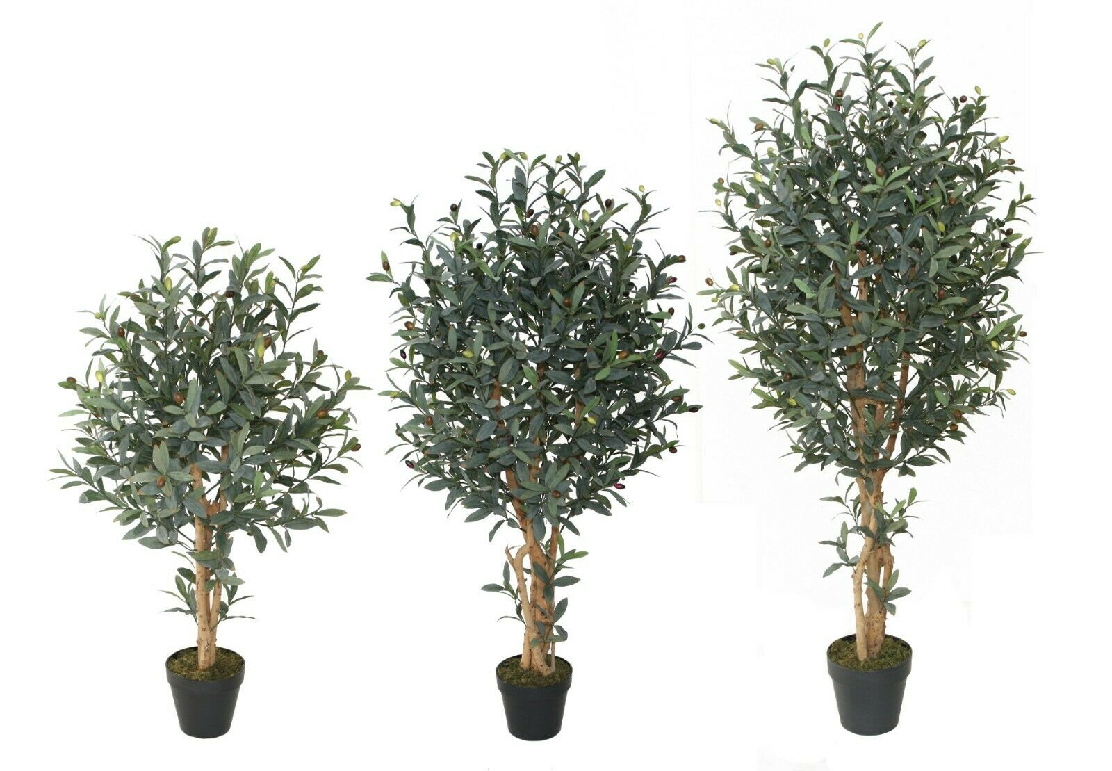 Mejor Olivo Artificial Planta Tropical Oficina Conservatorio