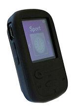 NEW Silicone Skin Case Cover for SanDisk Sansa Clip Sport MP3 Player - Black