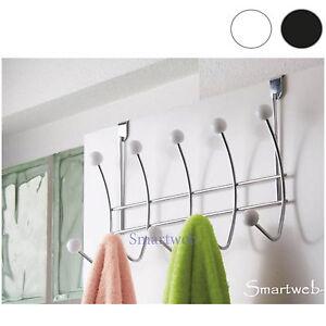 t r hakenleiste haken garderobe wandgarderobe kleiderhaken. Black Bedroom Furniture Sets. Home Design Ideas