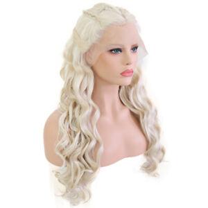24-26-039-039-Lace-Front-Blonde-Ondulee-Blonde-Synthetique-Cheveux-Perruque-E