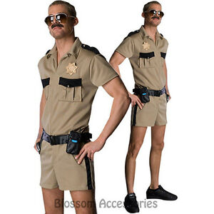 Costume Halloween 911.Details About Cl282 Reno 911 Lt Dangle Funny Mens Adult Costume Police Cops Halloween Outfit