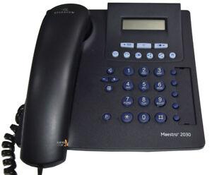 Schunurgebundenes analog Telefon Ascom / Belgacom Maestro 2030 / für Haus Büro - Essen, Deutschland - Schunurgebundenes analog Telefon Ascom / Belgacom Maestro 2030 / für Haus Büro - Essen, Deutschland