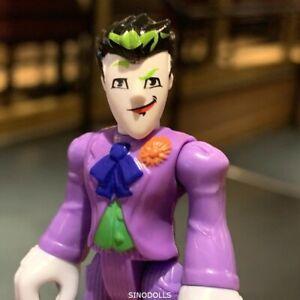 - OFFICIAL NEW Purple Suit The Joker Imaginext Batman DC Super Friends