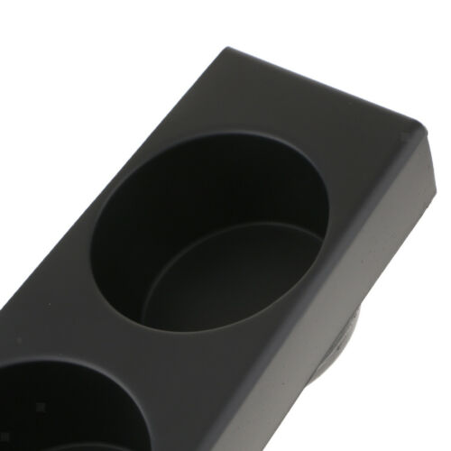 Car Front Center Console Drink//Cup Holder Black for BMW E39 525i 540i M5