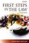 First Steps in the Law by Geoffrey Rivlin (Paperback, 2015)