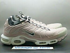 Details about Nike Air Max Plus TN SE Taped Particle Rose White Black Running AQ4128-600 sz 12