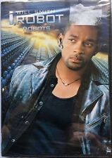 I,Robot Les Robots DVD Movie Rated G Will Smith Alex Proyas Special Features FX