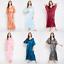 miniature 3 - Women Boho Kaftan Kimono Maxi Dress Beach Holiday Plus Size Loose Long Sundress