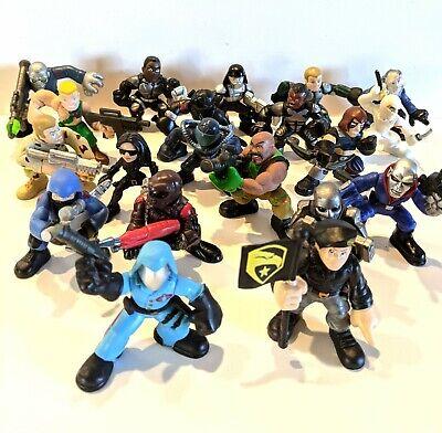 CHOOSE 2008 G.I Combine Shipping! Joe Combat Heroes Figurine
