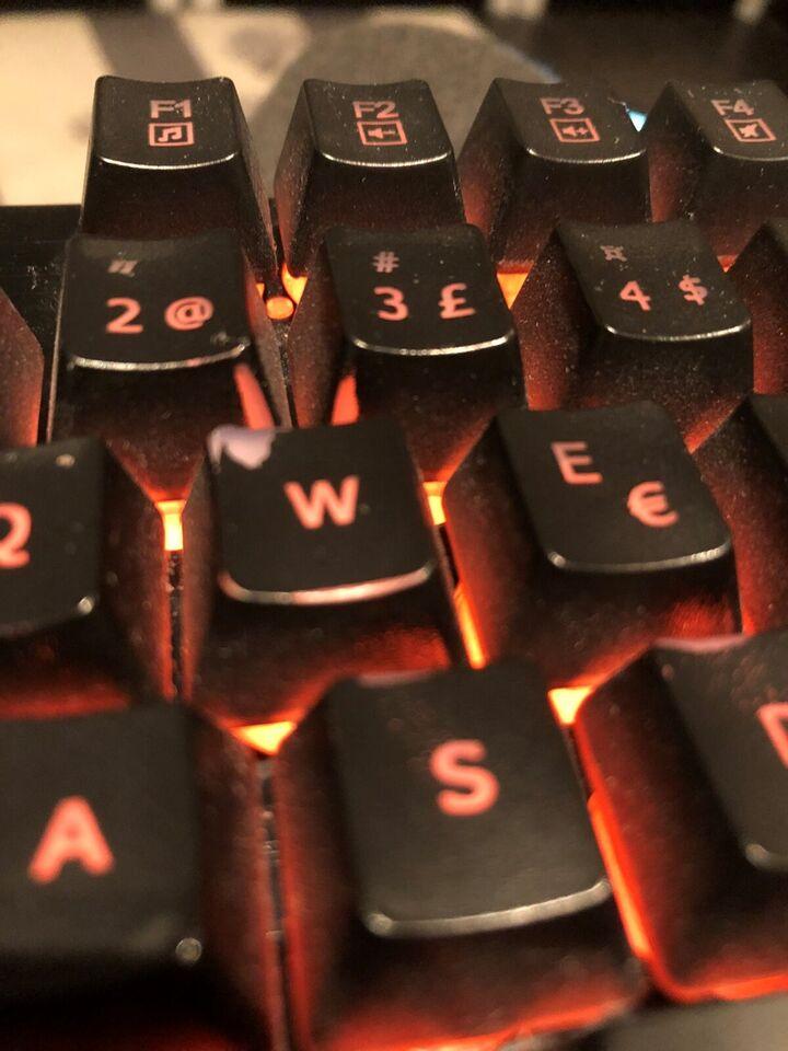 Tastatur, ADX , Firefight A03 Gaming-Tastatur