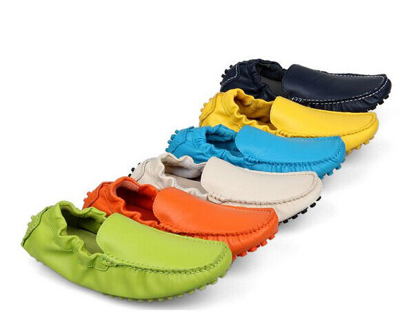 Mans Donna Lovers Moccasins Loafer Soft Boat Pelle Diving Shoes Colors Pumps Shoes Diving 5ae0ad