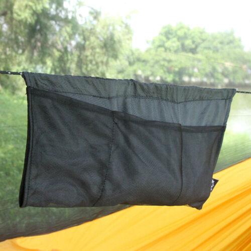 MagiDeal 7-Pocket Storage Mesh Bag Organizing Outdoor for Camping Hiking Hammock