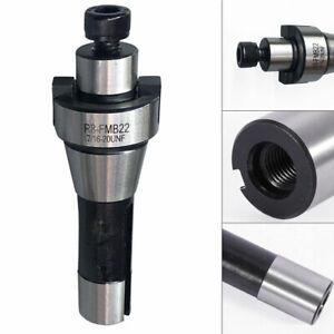 4x APMT1604 Carbide Inserts +R8 FMB22 Arbor +400R 50MM Face End Mill Cutter Set