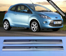Ford KA MK2 (released approx. 2009) Sill Protectors