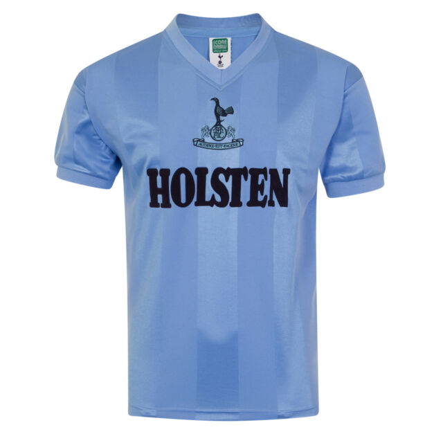 f8d085b30f1 Score Draw Retro Mens Gents Football Soccer Tottenham Hotspur 1983 ...