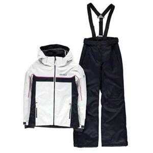 Nevica Juniours Kiara Ski Set Jacket   Pants Girls Winter Snow ... cea707c9d