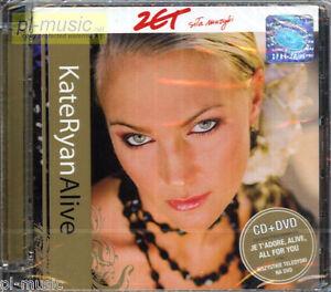 CD+DVD KATE RYAN - ALIVE / sealed from Poland - Bydgoszcz, Polska - only for buyers from Poland /// zwroty uwzgledniane tylko dla kupujacych z Polski /tylko w przypadku stwierdzenia wady fabrycznej przedmiotu - Bydgoszcz, Polska