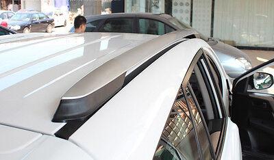 Roof Rack Side Rails Bars Luggage Carrier For TOYOTA RAV4 2013 2014 2015 2016