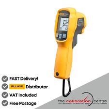 Genuine Fluke 62 Max Plus Infrared Non Contact Thermometer