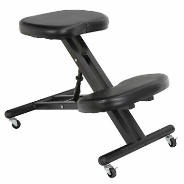 Ergonomic Kneeling Chair Adjustable Stool Furniture Knee Rest Thick