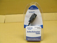 1 Cp Technologies Cp-ue-4000 Cpue4000 Active Extension Cable 16 Ft Usb 2.0