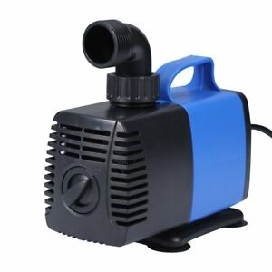 1000GPH-Submersible-Clean-Dirty-Water-Pump-45W-Swimming-Pool-Pond-Flood-Drain