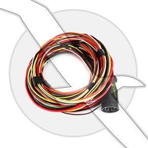 mercruiser marine motor engine wiring harness 84 93462a20 ebay rh ebay com