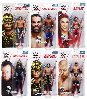 Verpackt Brandneu Mattel WWE Wrekkin Figuren Kombiniert