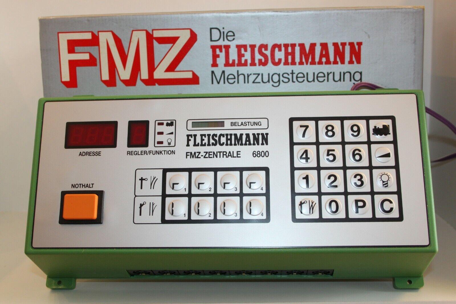Fleischuomon  FMZ  per H 06800   centrale per la maggior controllo   NUOVO  SCATOLA ORIGINALE