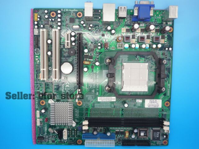 *NEW Unused ECS MCP61PM-HM HP Compaq Iris8 Socket AM2 Motherboard
