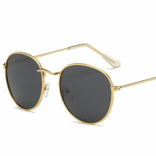 Rond Luxe Lunettes De Soleil Femmes Rétro New Driving Femmes UV400 Photochromic Eyewear
