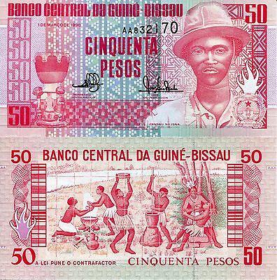Guinea 5000 Francs 2006 P41 UNC**New