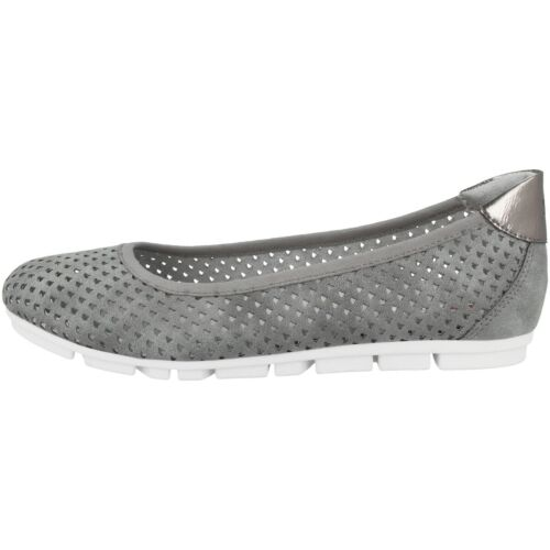 s.Oliver 5-22100-24 Schuhe Women Damen Ballerinas Freizeit Halbschuhe Slipper