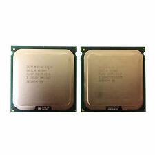 2 PC Intel Xeon X5470 Quad-Core 3,3 GHz 12M 1333 Mhz Socket del processore J 771 Cpu