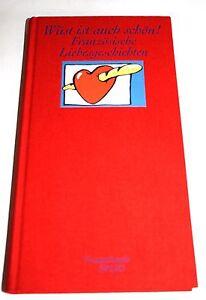 Buch-Wuest-ist-auch-schoen-Liebesgeschichten-roter-Leineneinband