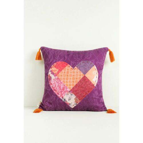 Desigual Romantic Patch Cushion 45 x 45cm