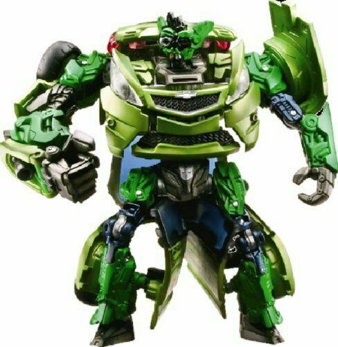 Transformers Revenge of the Fallen Transformers Movie RA-10 Skids Figure Japan