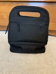 Enjoyable Details About L L Bean Kids Boys Black Lunchbag With Two Compartments And Handle Gmtry Best Dining Table And Chair Ideas Images Gmtryco
