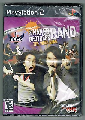 Rock University The Naked Brothers Band Nintendo DS, DSI