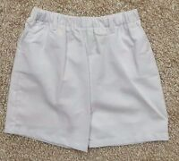 Le' Za Me Boy's Kids Solid White Shorts