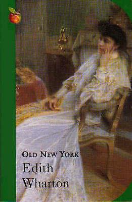 (Good) 0860684903 Old New York (Virago Modern Classics),Wharton, Edith 1985 Pape